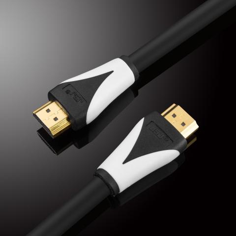 Cáp HDMI 1080p đến 4K cực mạnh mẽ cho TV LCD